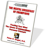 sports mental breakfast of champions hypnosis  football