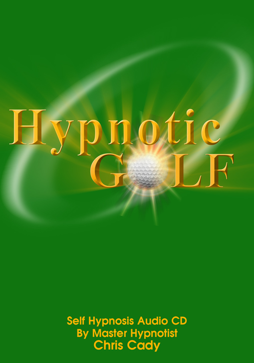 hypnosis for golf mental game cd mp3