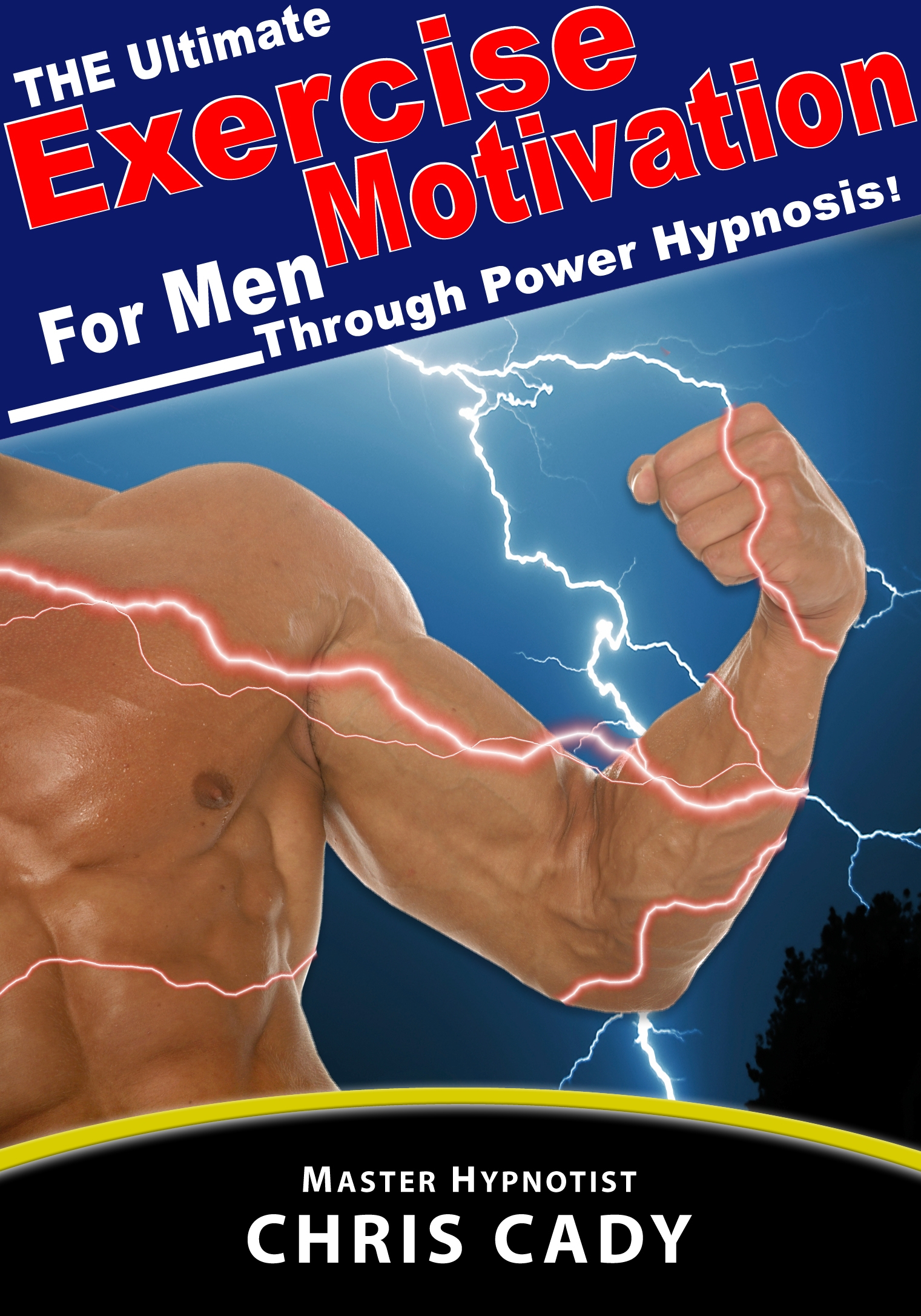 exercise motivation for men with hypnosis