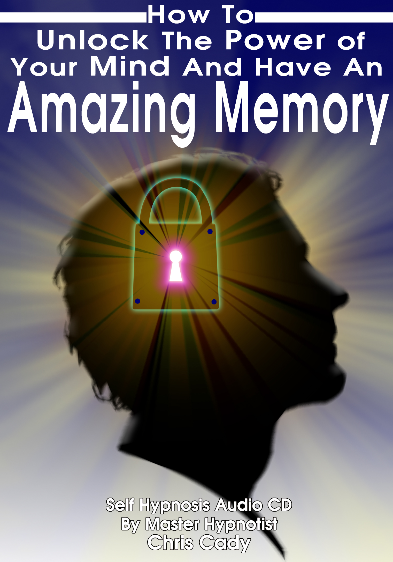 hypnosis for memory cd mp3