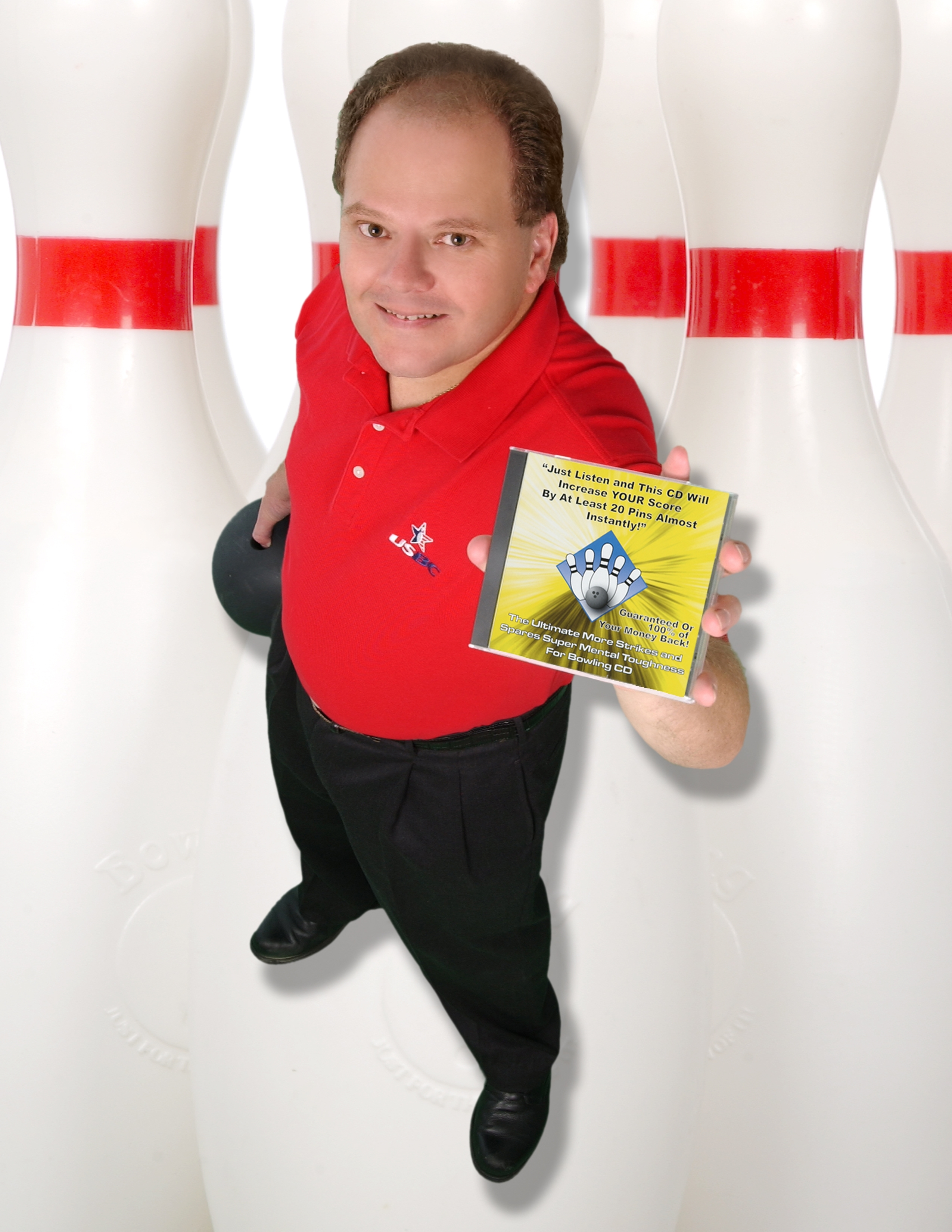 hypnosis for bowlers focus confidence bowling more strikes cd mp3