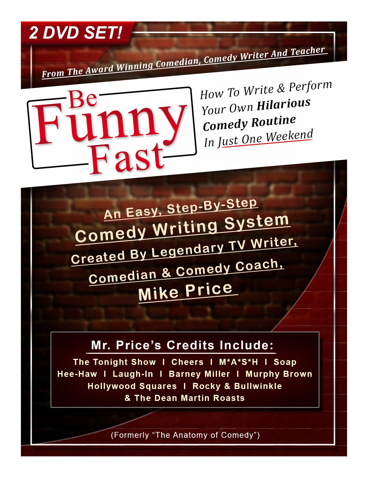 learn stand up comedy be funny fast how to write perform jokes stand up comedy dvd